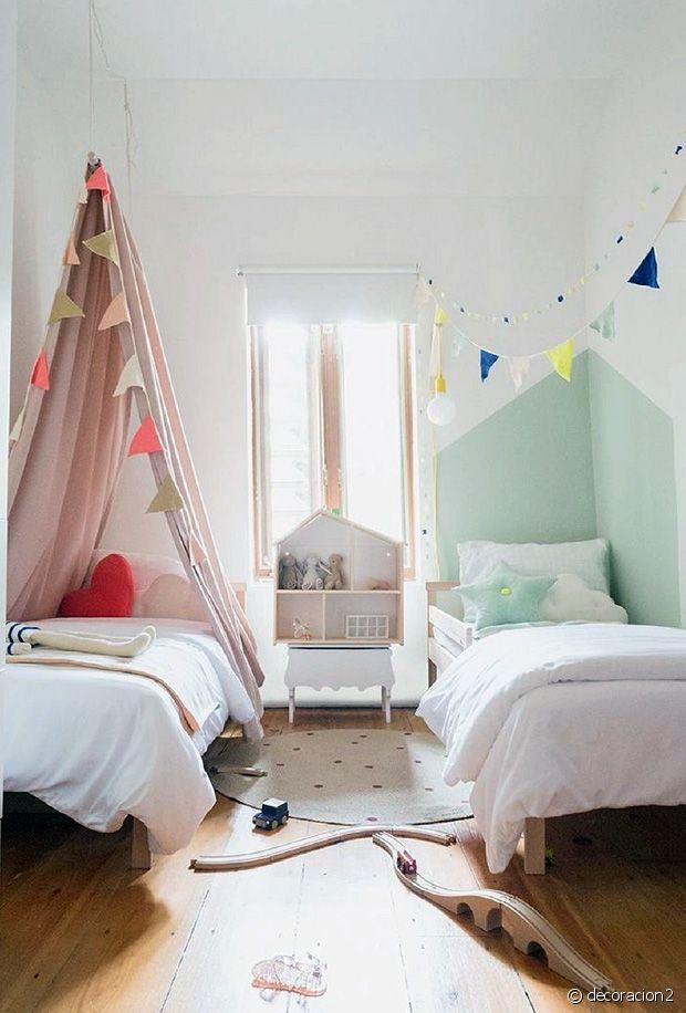 Comment séparer une chambre en deux ?